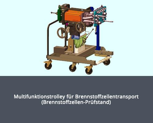 Multifunktionstrolley